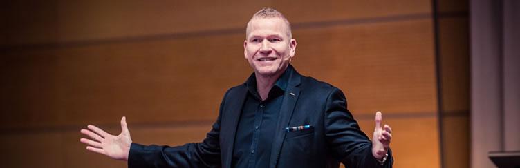 Book Keynote Speaker Martin Limbeck