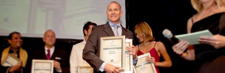 Awards and Memberships Martin Limbeck