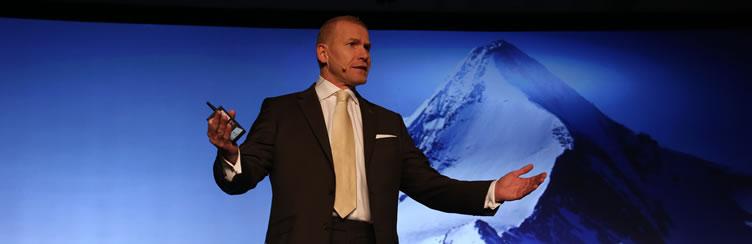 Keynote Speaker Sales and Motivation